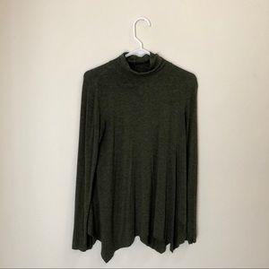AEO Soft & Sexy Long Sleeve Sweater Turtleneck